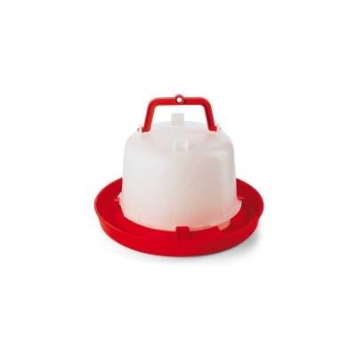 Napajacka 5l bielo-cervená