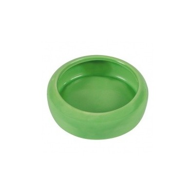 Miska zelená malá