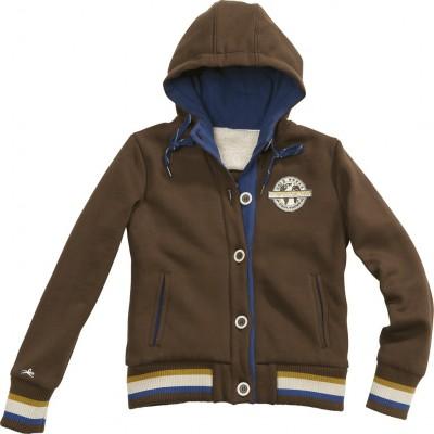 Mikina lady sweat jacket...