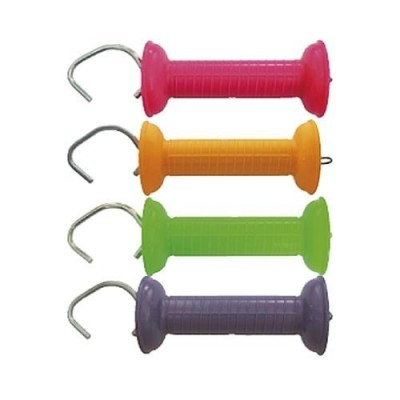Rúčka na bránu neon farba