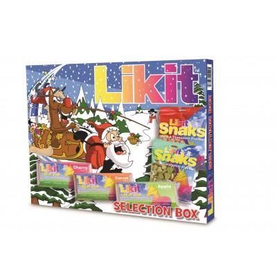 Likit vianočný box