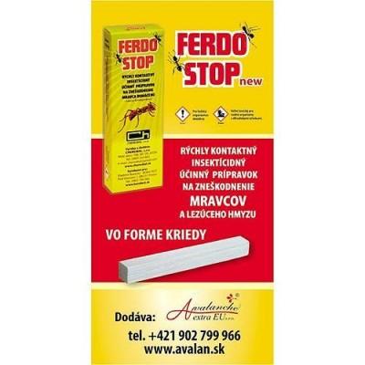 Krieda proti mravcom FerdoStop