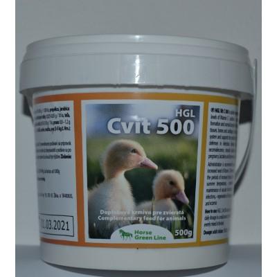 HGL C-vit 500 pre zvieratá...