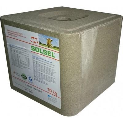 Soľ minerál hov. dobytok 10kg