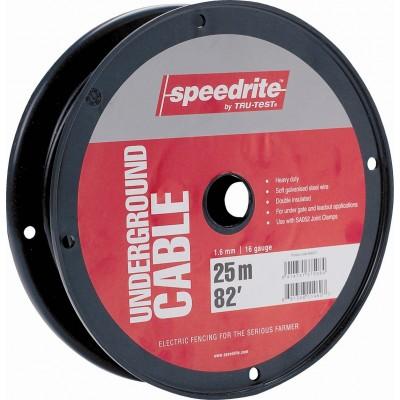Vysokonapatový kabel 25m 1,6mm