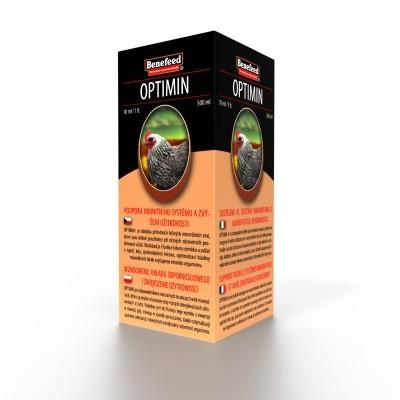 Optimin hydina 500ml