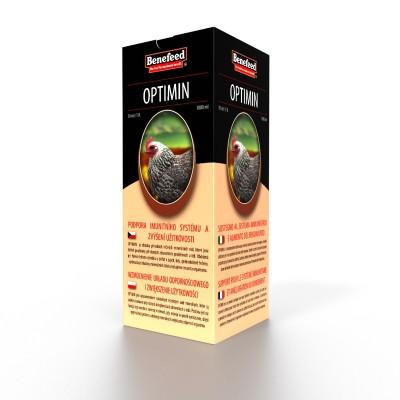 Optimin hydina 1000ml