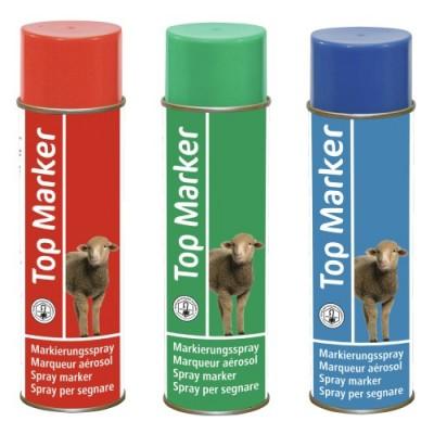 Značkovací sprej pre ovce...